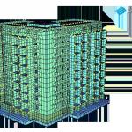 Моделювання і розрахунок багатоповерхових будівель
