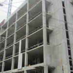 Об'єкт моніторингу в процесі будівництва