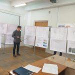Фото 3 – Процес захисту дипломної роботи магістра Бородавкина А.К.
